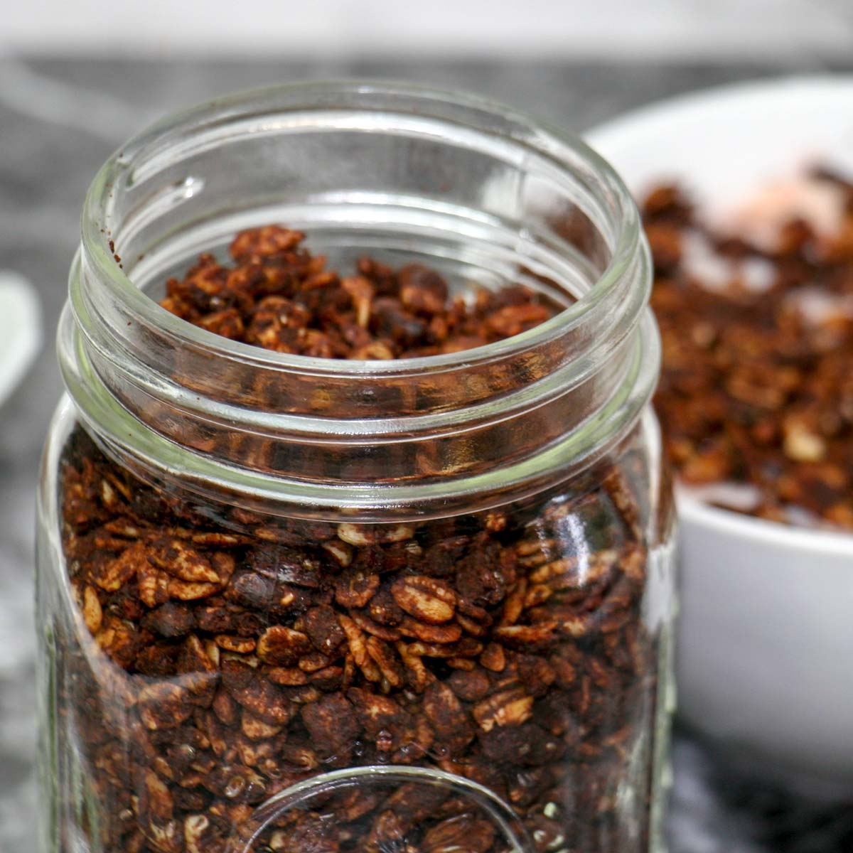 Classic Healthy Chocolate Granola