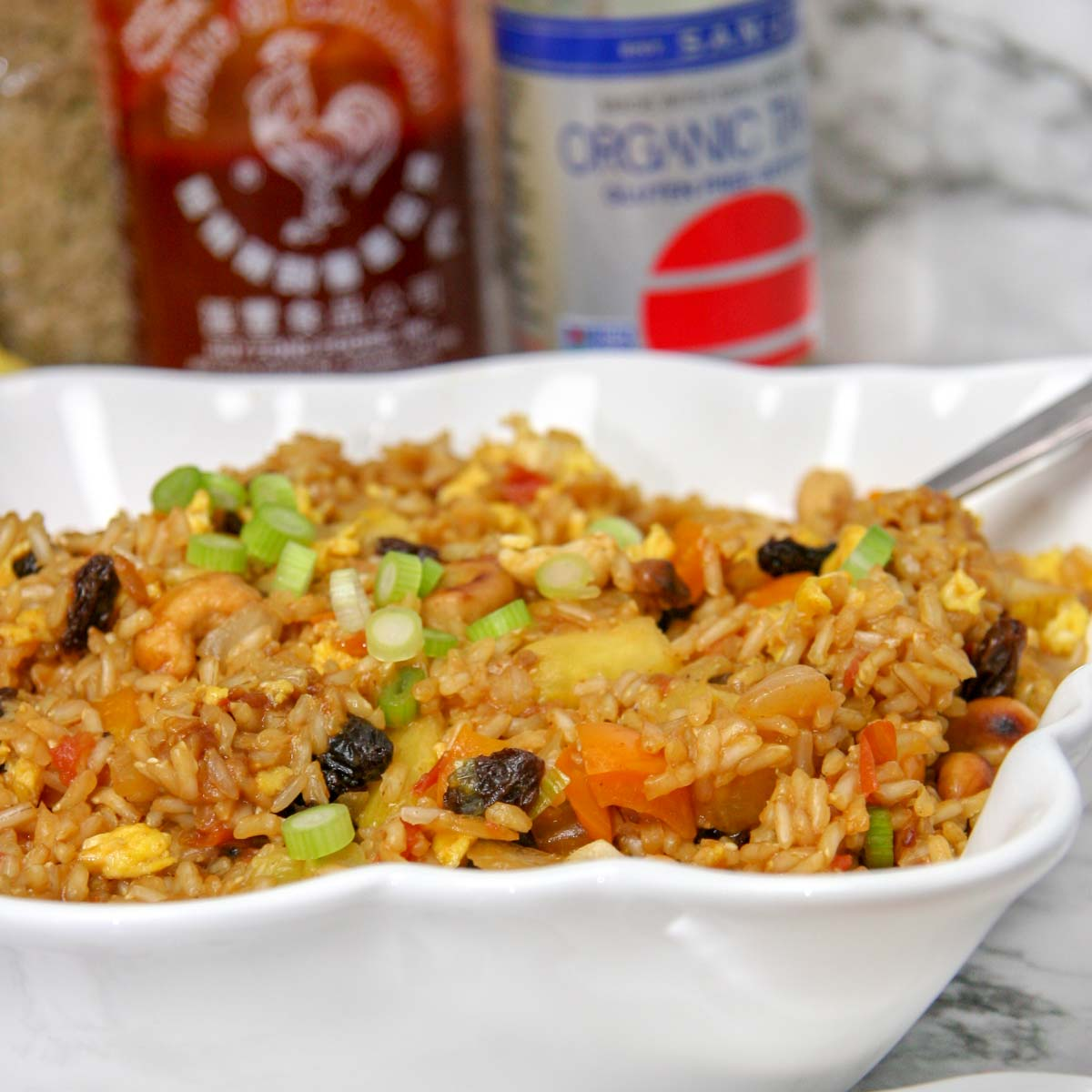 Better Than Takeout Hawaiian Fried Rice